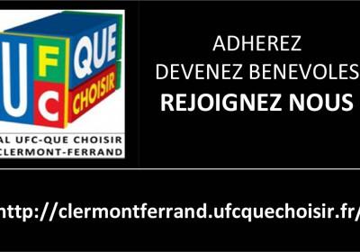 adherer ufc que choisir clermont ferrand, devenir benevole ufc clermont ferrand