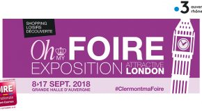 FOIRE DE CLERMONT – COURNON