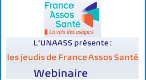 JEUDI DE FRANCE ASSOS SANTÉ